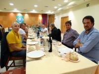 Cena y entrega trofeos Liga Social Tenis